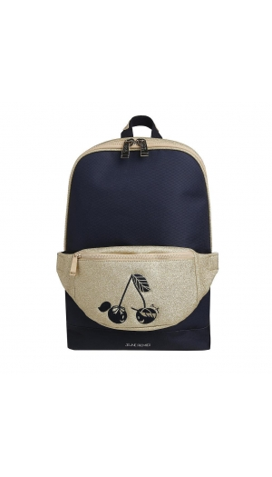 BACKPACK JACKIE ICONS CHERRY